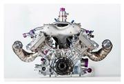 Il motore Porsche che ha vinto a Le Mans