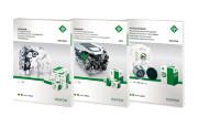 3  nuovi cataloghi INA per distribuzione, distribuzione ausiliaria, ruota libera alternatore