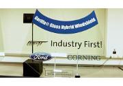 Ford e Corning lanciano il primo parabrezza in Gorilla Glass creato per la supercar GT