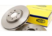 Sistemi elettronici e dischi freno Magneti Marelli