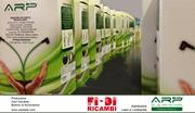 Fidi Ricambi: nuovo distributore marchio ARP in Lazio e Lombardia