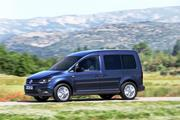 Caddy TGI BlueMotion, il furgone Volkswagen alimentato a gas metano