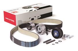 Manutenzione auto: c'è il kit distribuzione Open Parts di EXO Automotive