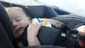 Sai come far viaggiare in maniera sicura tuo figlio  in auto?
