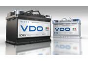 VDO amplia il ventaglio di prodotti: batterie EFP e AGM per sistemi Start & Stop