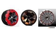 Al Motor Show di Essen, la premiazione dell'Hankook Tyre Design Challenge 2014