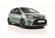 Toyota presenta Yaris Hybrid by Glamour