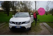 On the road with… Nissan Qashqai