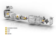 Il nuovo motore elettrico  rafforza l'eccellenza meccanica di Cléon