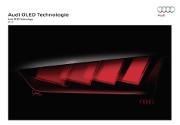 Tecnologia di illuminazione: Audi presenta a Francoforte i matrix oled