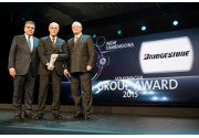Bridgestone vince il Volkswagen Group Award