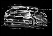 La Audi e-tron quattro concept al Salone di Francoforte 2015