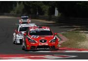 Le nuove pastiglie freno BRC in gara con Seat Leon