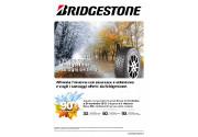 Bridgestone apre le porte all'inverno