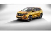 Ford apre il 2016 nel segno dei suv