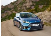 L'Ovale Blu celebra la produzione della prima Ford Focus RS