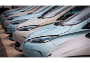 Renault ZOE e l'econoleggio
