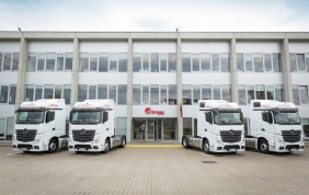 Girteka Logistics sceglie i pneumatici Goodyear