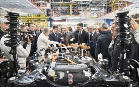 La sfida dell'automotive parte da Melfi