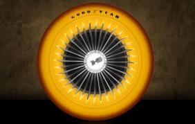 Gli speciali pneumatici Goodyear della Golden Sahara