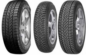 Goodyear amplia la sua offerta di pneumatici invernali con UltraGrip