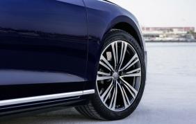 Goodyear firma i pneumatici della nuova Audi A8