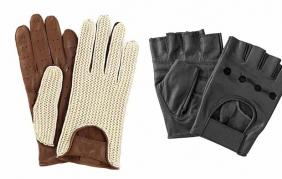 Simoni Racing ed i guanti vintage