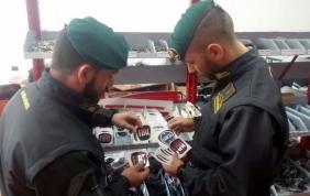 Autoricambi contraffatti, così li combatte la Guardia di Finanza