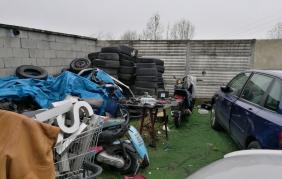 Carcasse di ricambi: maxi sequestro a Lodi