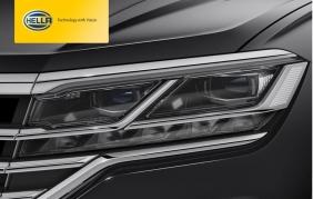 Ecco i proiettori LED Matrix per il nuovo VW Touareg