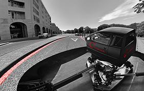 Honda sviluppa un simulatore di guida rivoluzionario