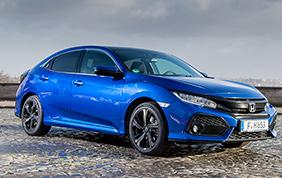 Per la nuova Honda Civic arriva un motore diesel i-DTEC