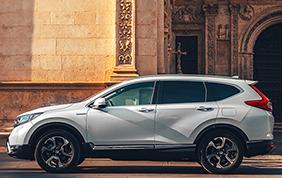 Nuovo Honda CR-Hybrid