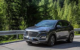 Hyundai cavalca l'onda del Black Friday