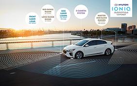 Hyundai con Aurora per una mobilità self-driving