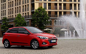 Hyundai i20 sbarca su Amazon