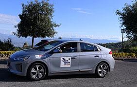 Hyundai Ioniq premiata con il Green Gold Award 2018