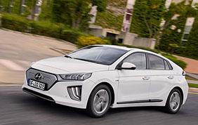 Nuova Hyundai Ioniq: tra connettività ed efficienza