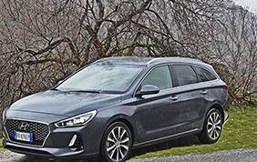 Hyundai i30 Wagon: massima libera di azione