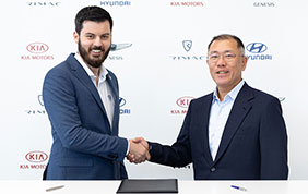 Siglato accordo tra Hyundai Motor Group e Rimac Automobili