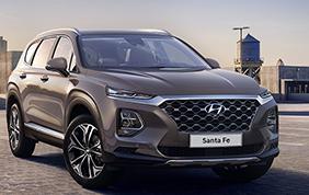 Pronta la nuova Hyundai Santa Fe