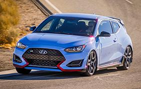 Una Hyundai riservata solo al mercato americano: è la Veloster N!