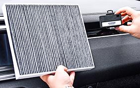 La qualità dell'aria nell'abitacolo? Innovativa idea di Hyundai