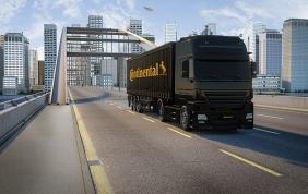 Continental guida il futuro dell'autotrasporto