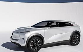 Infiniti:  con il SUV QX Inspiration il futuro è elettrico