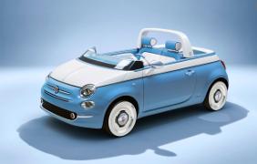 Fiat 500 Spiaggina: 60 anni di eleganza ed iconicità