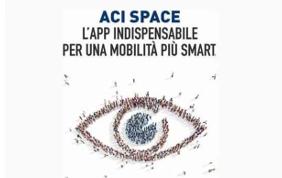 ACI SPACE e la viabilità a portata di smartphone