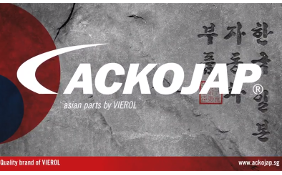 Discover our first ACKOJAP Products!