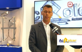 Press allo stand Ac Rolcar