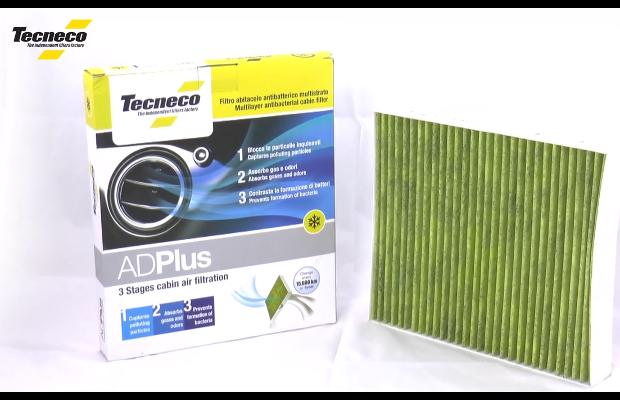 Filtro AD PLUS - Tecneco